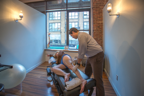 Graston Technique at Physio Logic in Downtown Brooklyn