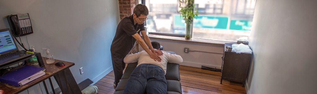 Massage Therapy at Physio Logic