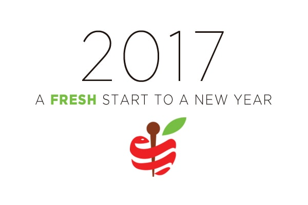A FRESH Start to a New Year 2017