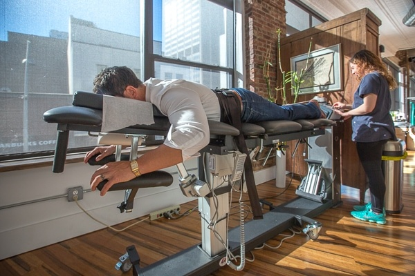 Spinal Decompression Therapy at Physio Logic in Downtown Brooklyn