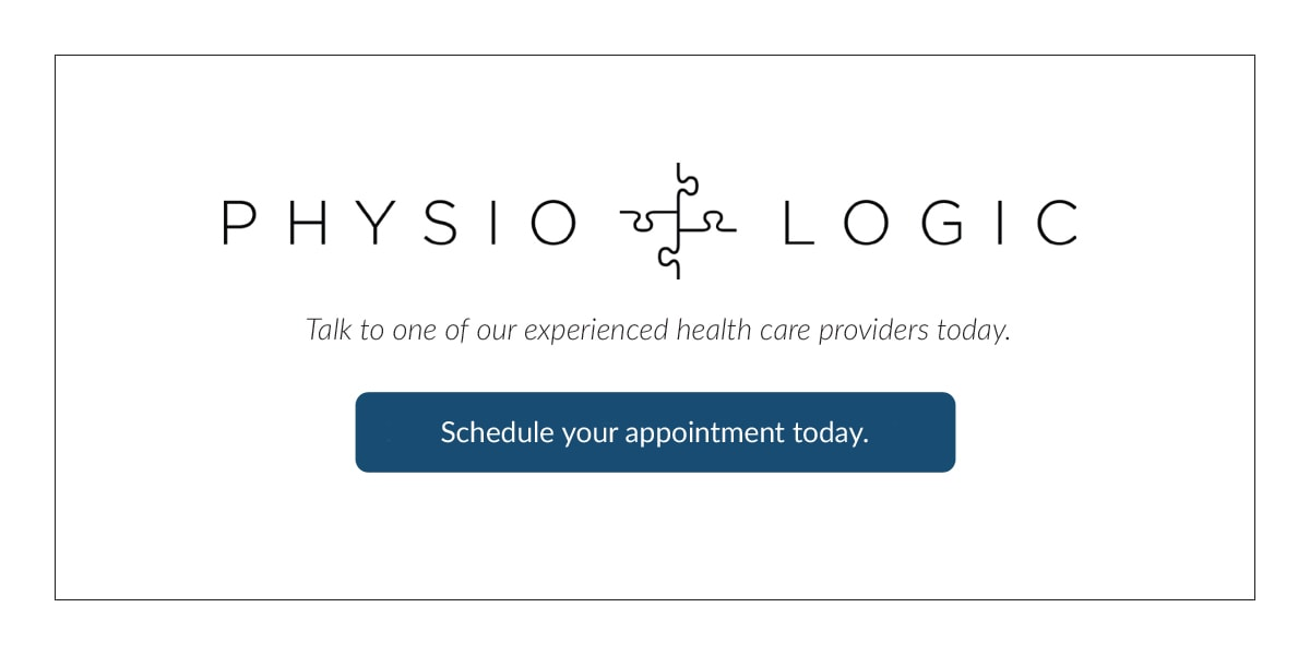 Schedule your appointment today.