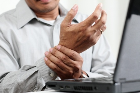 Carpal Tunnel Syndrome treated at Physio Logic in Downtown Brooklyn