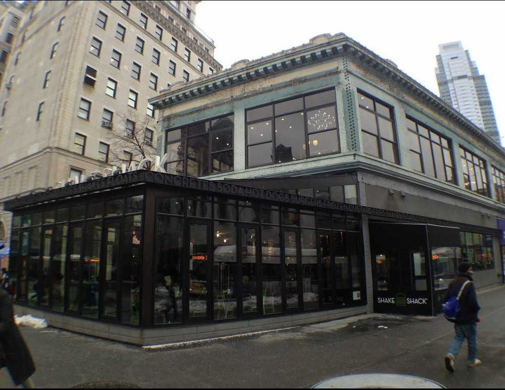 Physio Logic's new location - 409 Fulton Street above Shake Shack