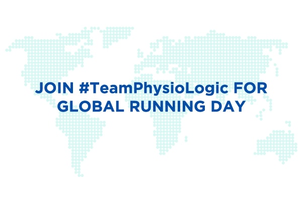 Join #TeamPhysioLogic for Global Running Day - June 7 2017