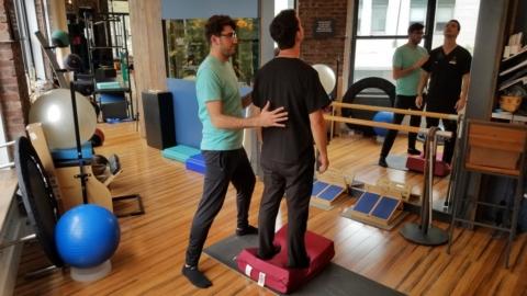 Understanding the Vestibular System: Balance & Rehab Workshop
