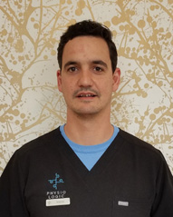 Miguel Fidalgo Rehab Technician at Physio Logic in Downtown Brooklyn
