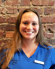 Nicki Parra - Rehab Technician & Patient Coordinator