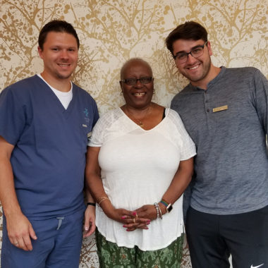 Henrietta D. Patient Testimonial with PT and Chiro