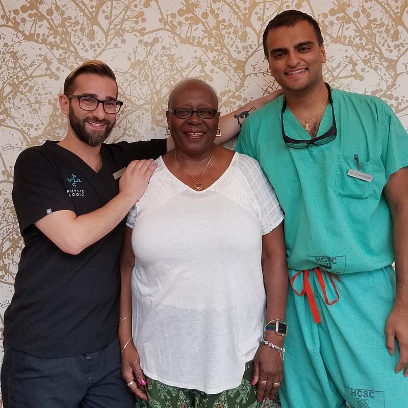 Henrietta D. Patient Testimonial with Sports Med