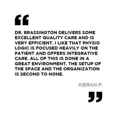 Kieran P. Patient Testimonial