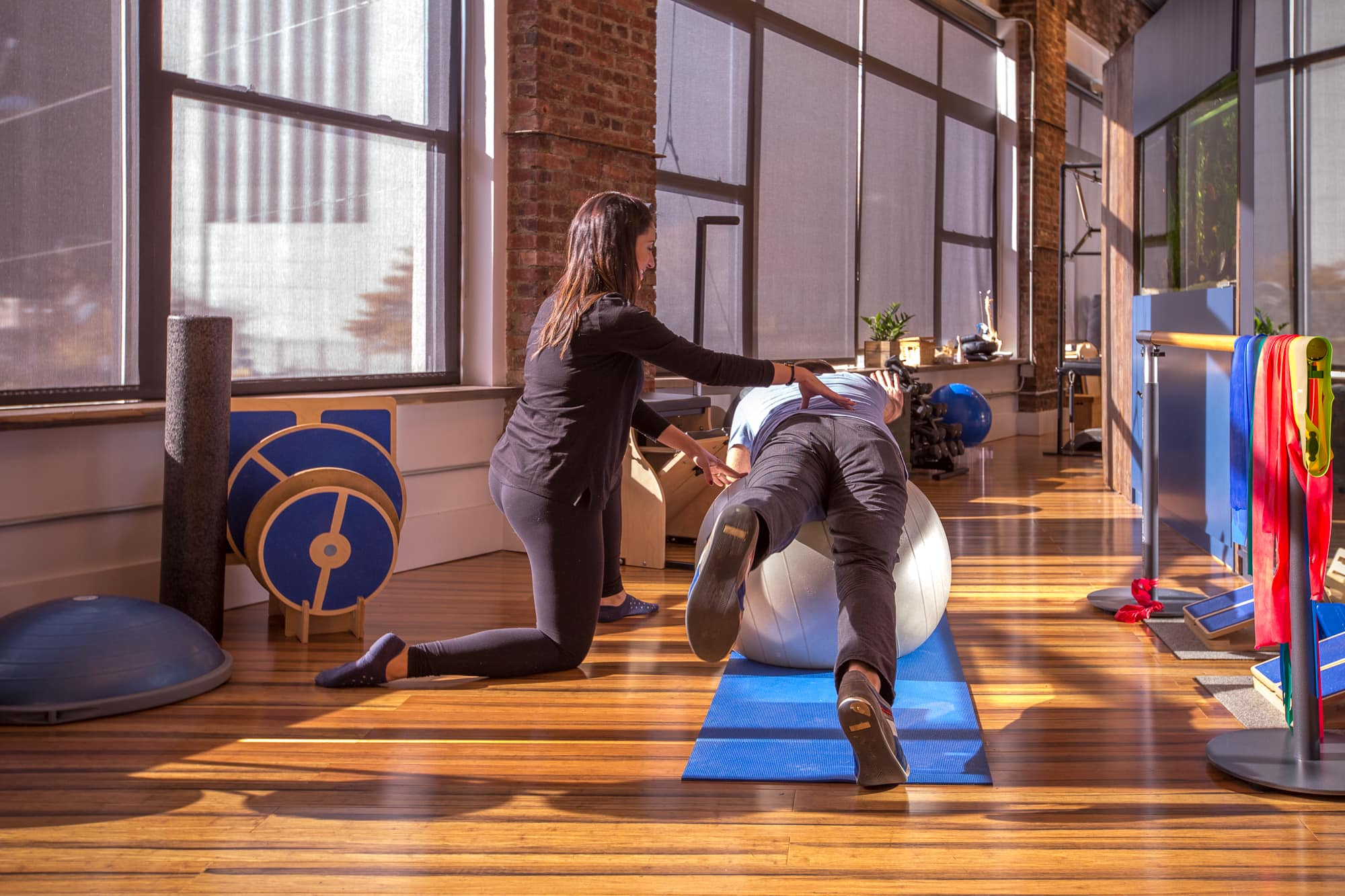 Spinal Health Stability And Mobility Pilates Workshop