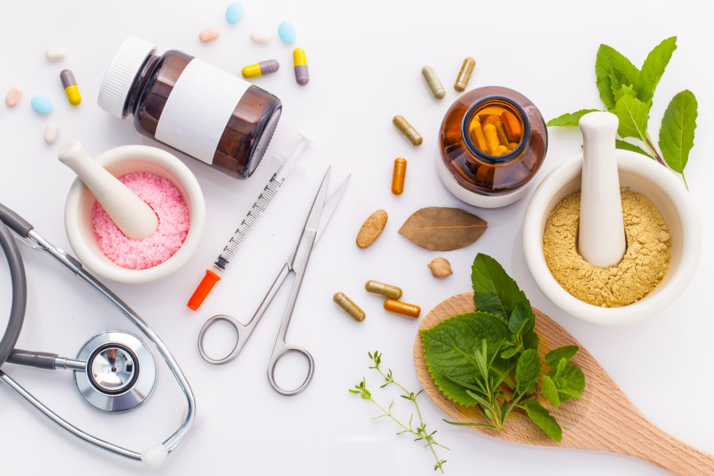 Integrative Medicine - The union of Conventional Western Medicine and Complementary Medicine | https://physiologicnyc.com/integrative-medicine-wellness/