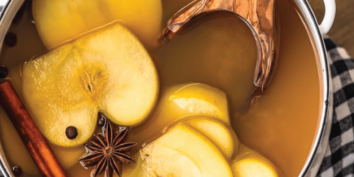 Ginger Pear Cider