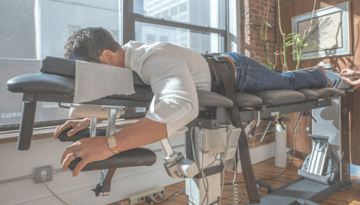 Decompression Therapy at Physio Logic