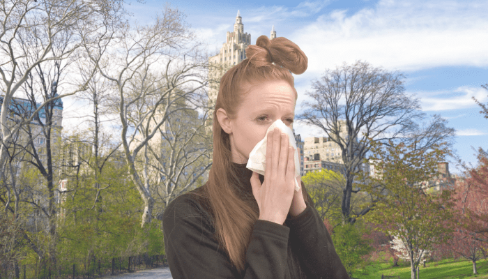 How to manage allergies.