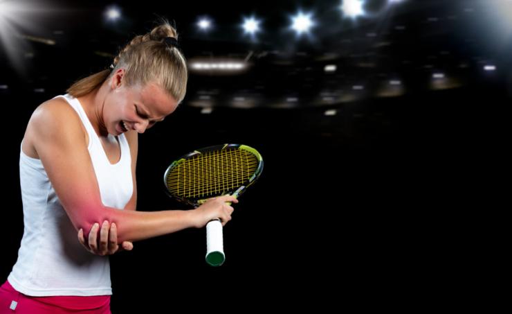 Treating tennis elbow in Brooklyn, NY at Physio Logic NYC.