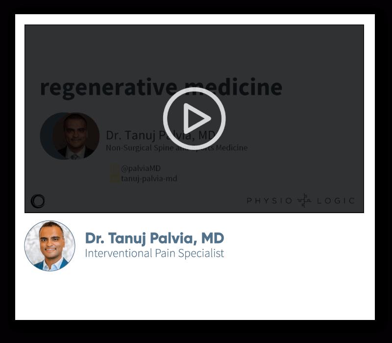Regenerative Medicine & Stem Cell Therapy Webinar
