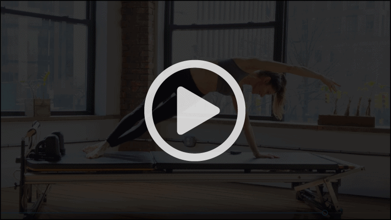 Mat Class with Lynda Salerno Gehrman, NYC Pilates Instructor in Brooklyn, NY.